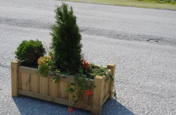 Blumentröge Holz-Riegler - Bild 1