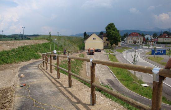 Holzgeländer - System KLAGENFURT - BST HL AG Klagenfurt (2)