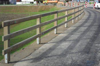 Geländer System Gehweg - BST Grambach (1)
