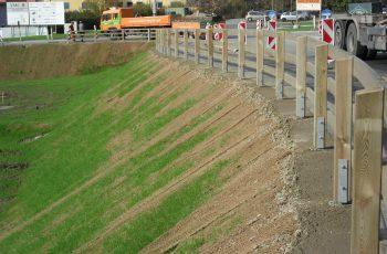 Geländer System Gehweg - BST Grambach