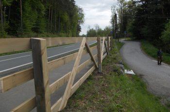 Geländer System Radweg 2000 - BST Wettmannstätten (2)