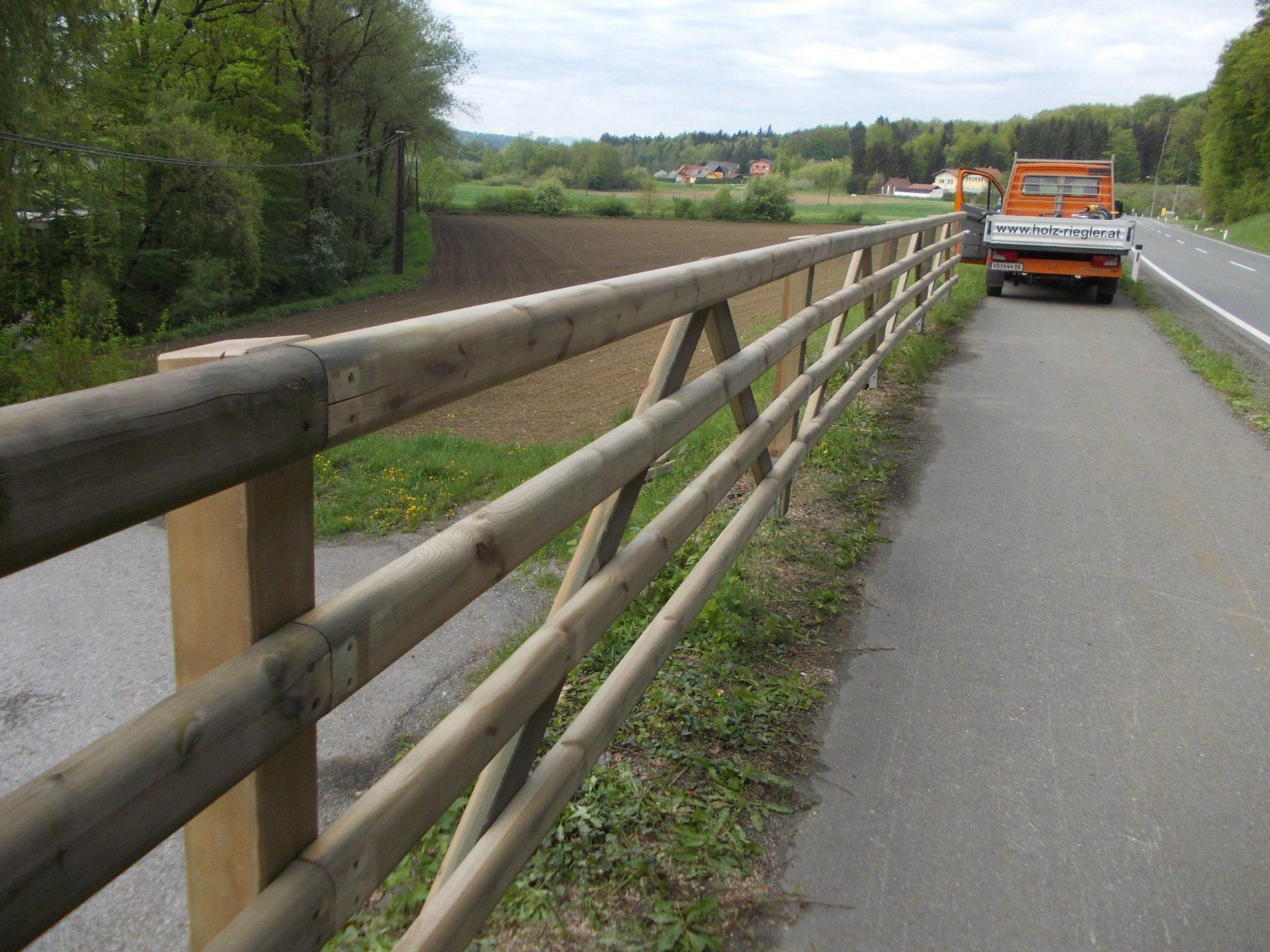Geländer System Radweg 2000 - BST Wettmannstätten (1)