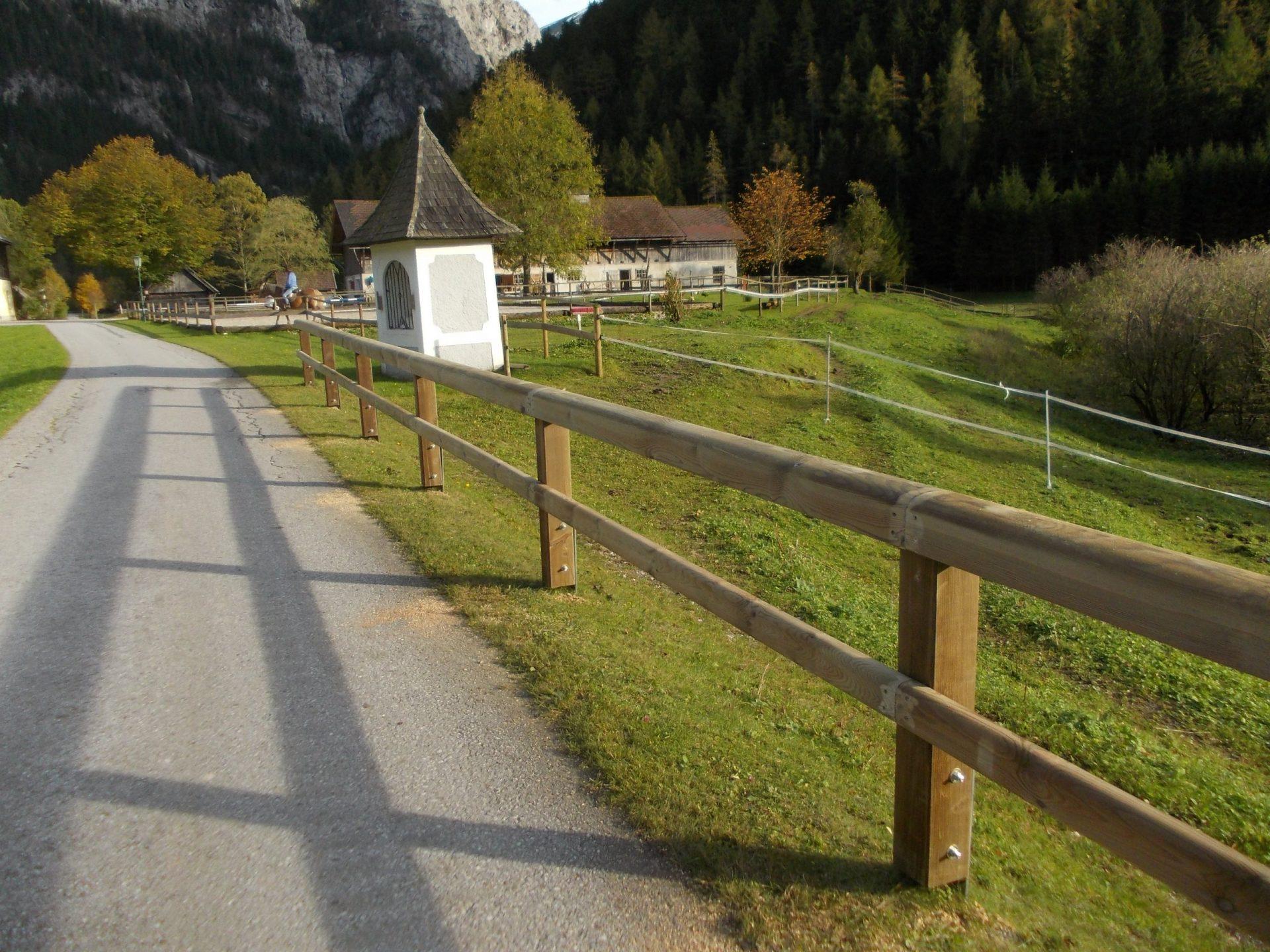Geländer System Ratten - BST Weichselboden (2)