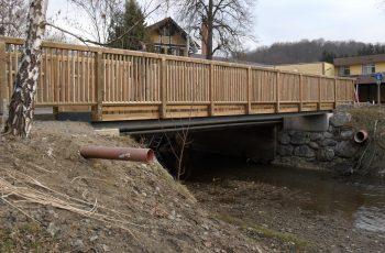 Holzbrücke mit Geländer System RAABA light - BST Gamlitzbach (2)
