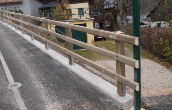 Holzgeländer - System Gehweg - BST Bad Aussee (6)
