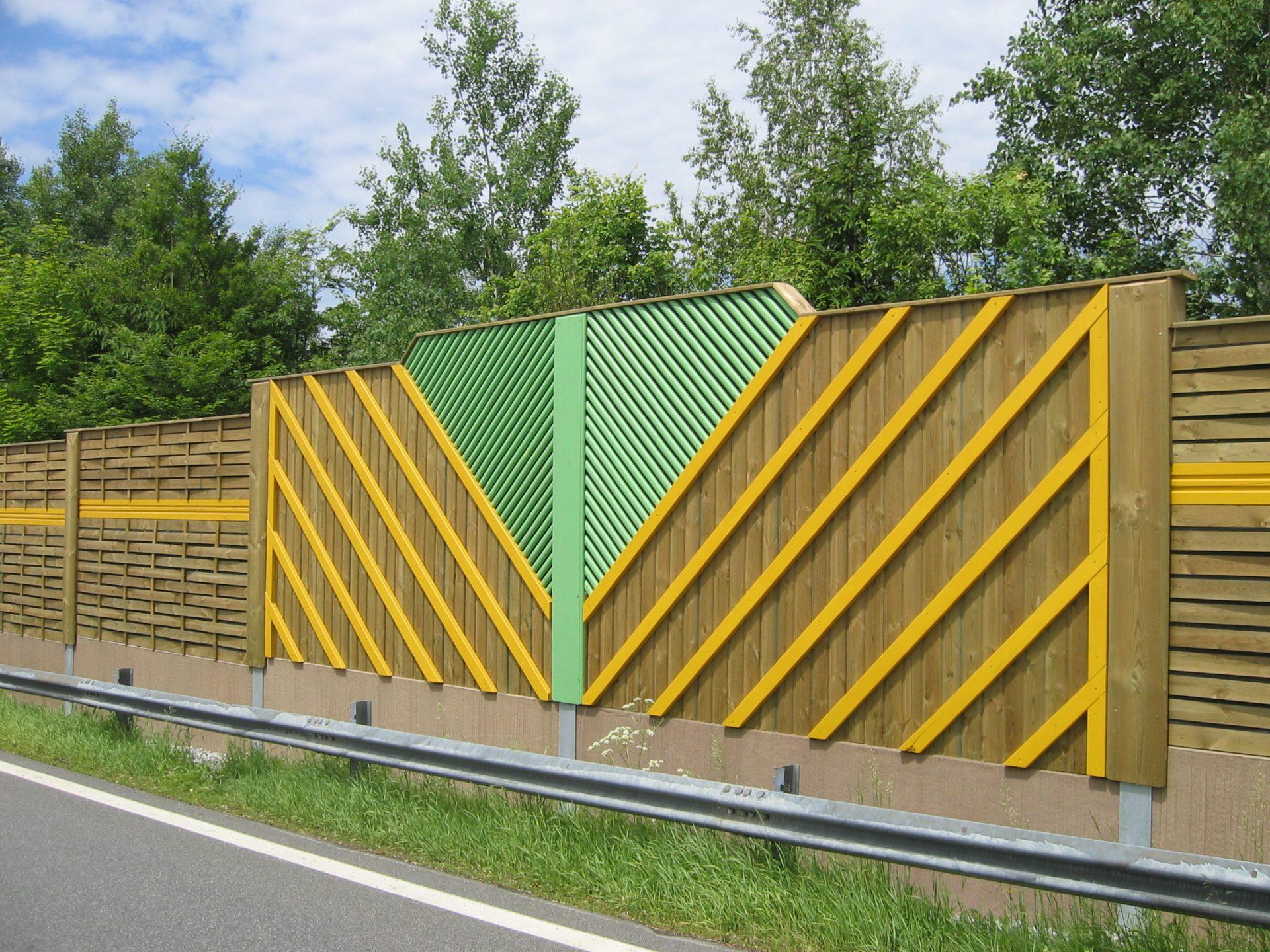 Lärmschutzwand - BST A2 St. Johann i. d. Haide (1)