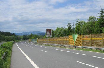 Lärmschutzwand - BST A2 St. Johann i. d. Haide (2)