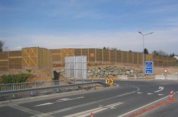 Lärmschutzwand - BST A2 Zufahrt Graz-Thalerhof (6)