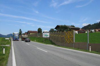 Lärmschutzwand - BST B320 Haus im Ennstal (2)