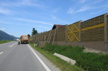 Lärmschutzwand - BST B320 Haus im Ennstal (3)