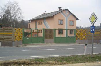 Lärmschutzwand - BST B76 Kresbach (4)