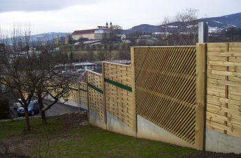 Lärmschutzwand - BST B76 Stainz Georgsberg (1)