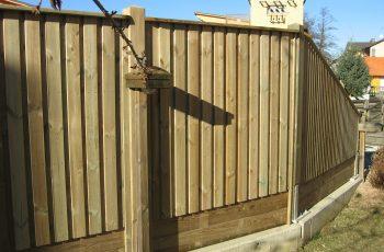 Lärmschutzwand im SB Ausstellung Holz-Riegler - Bild 4