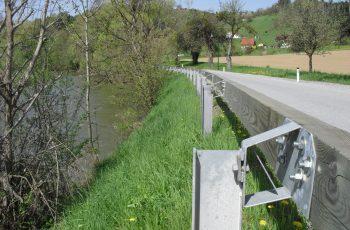 Leitschiene System Riegler 1987 - BST Klein-Gaisfeld