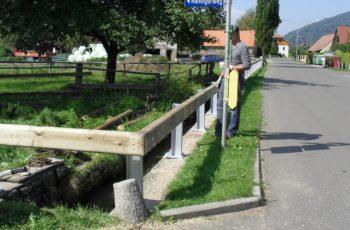 Holzleitschiene - System LBD II b - BST Enzersdorf bei Pöls (4)