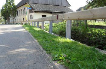 Holzleitschiene - System LBD II b - BST Enzersdorf bei Pöls (2)
