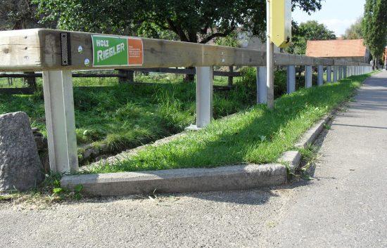 Holzleitschiene - System LBD II b - BST Enzersdorf bei Pöls (1)