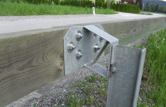 Holzleitschiene - System Riegler 1987 - BST Klein Gaisfeld (1)