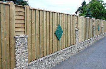 Sichtschutz Zaun System Stulpschalung (1)
