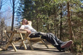 mein Lieblingsstuhl (2) Stuhl Maße: ca. 96 / 60 / 112 cm (H/B/T)