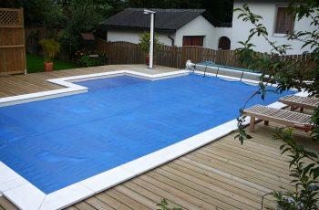 Terrassenböden und Schwimmbadumrandungen aus kesseldruckimprägniertem Kiefernholz (KDI) – Bild 24